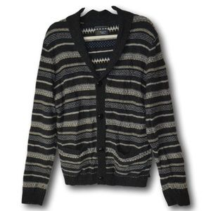 Wallin & Bros Mens Shawl Collar Cardigan L